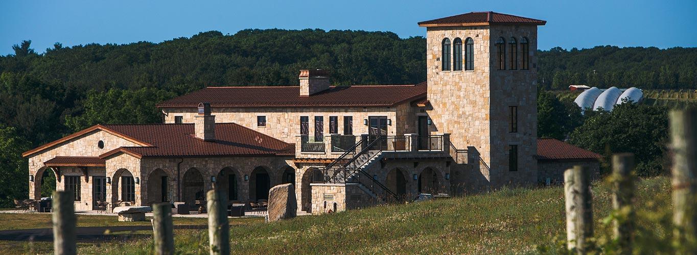 Villa Mari Vineyards Oak Island